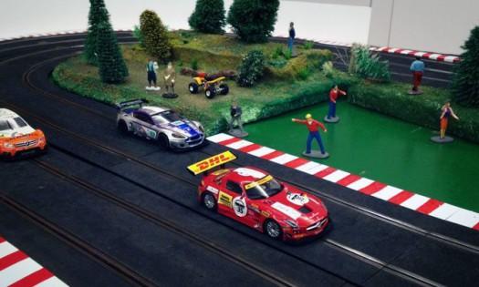dioramas scalextric