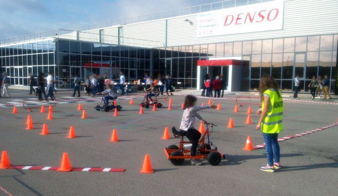eventos empresa barcelona family days sector automocion